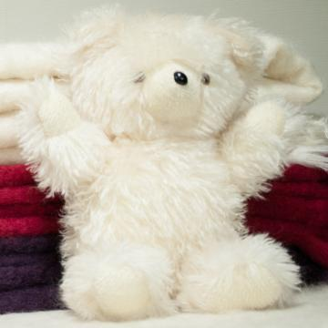 Ours peluche mohair