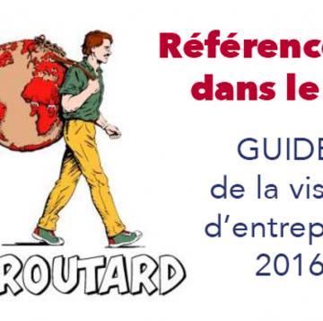 Le guide du Routard nous référence