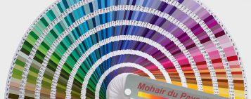 Nouveaux coloris collection Mohair du Pays de Corlay Automne-hiver 2016