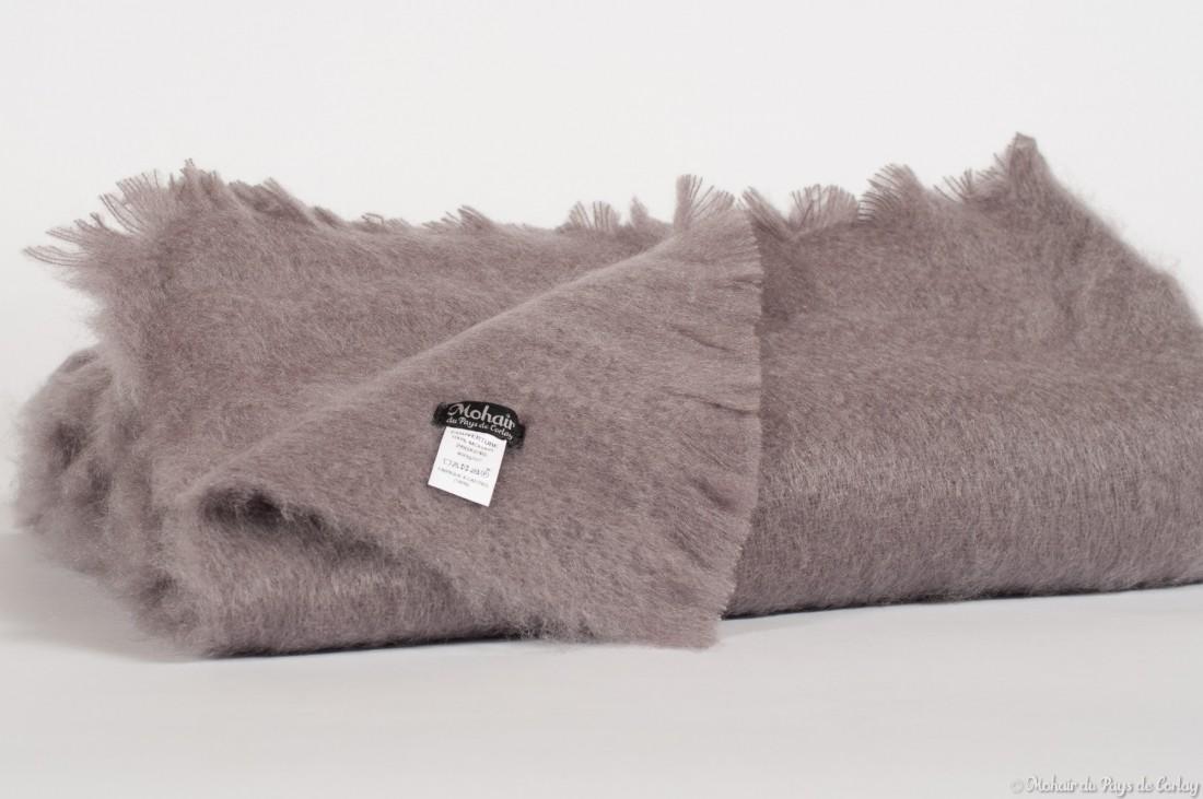 couverture mohair lit 2 personnes. Black Bedroom Furniture Sets. Home Design Ideas