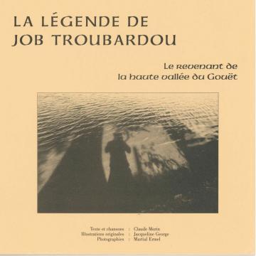 """Livre de contes """"La légende de Job Troubardou"""""""