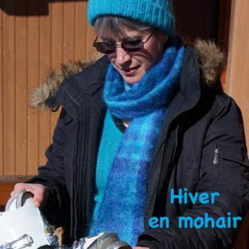 Mohair en hiver