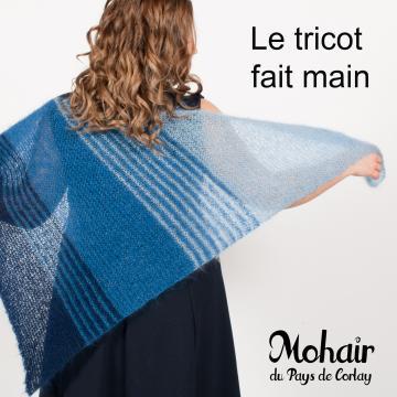 Mohair Pays Corlay-sélection tricot fait main