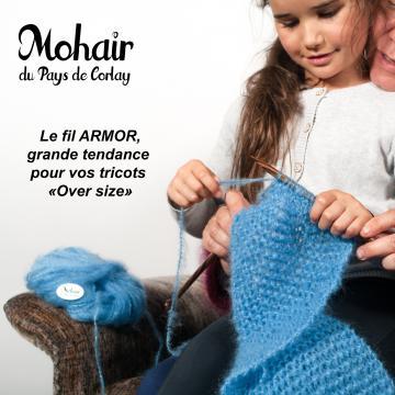 Création Mohair du Pays de Corlay