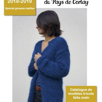Catalogue tricot Mohair du Pays de Corlay-Mohair de nos chèvres