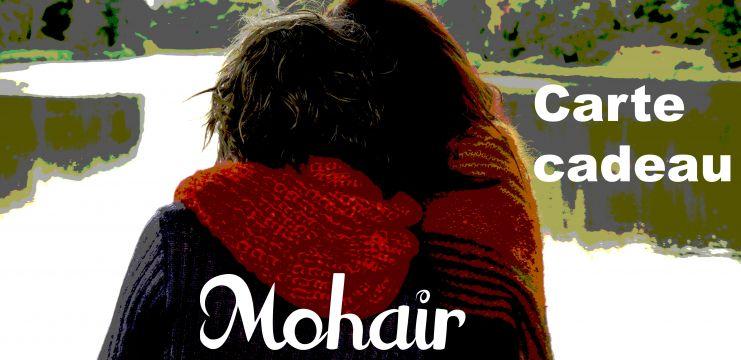 carte cadeau - Mohair du pays de Corlay