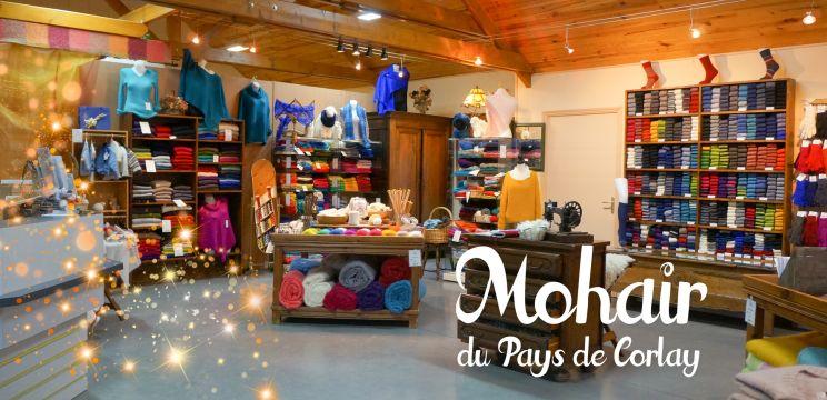Entrez dans notre  nouvelle boutique!