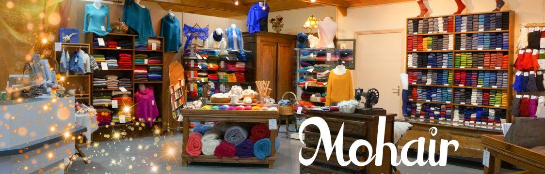Au Mohair du Pays de Corlay, tout est prêt pour vous recevoir!