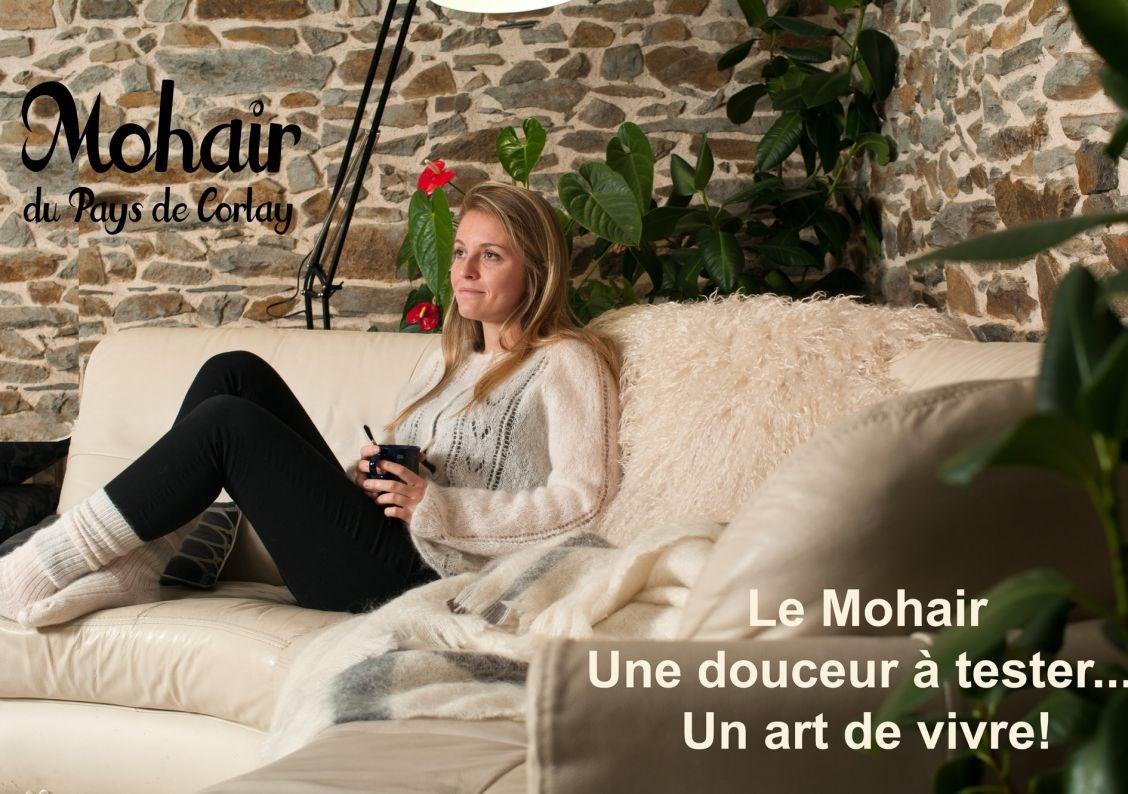 Douceur du Mohair!