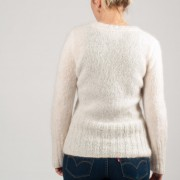 Pull Filaire pur mohair