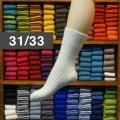 Chaussettes mohair T31/33 TRISKEL