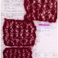 """Catalogue tricot """"Le cahier de Marie Hélène"""""""