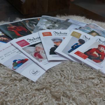 catalogues Mohair du Pays de Corlay