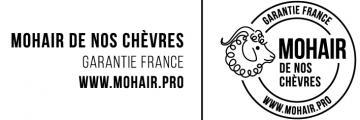 Certification Mohair de nos chèvres Garantie France