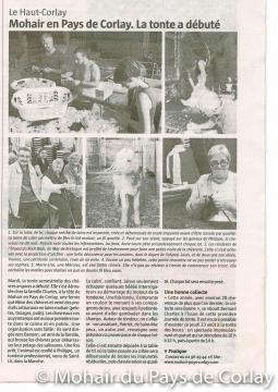 Article presse Le Télégramme