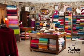 La boutique à la ferme, expo-vente