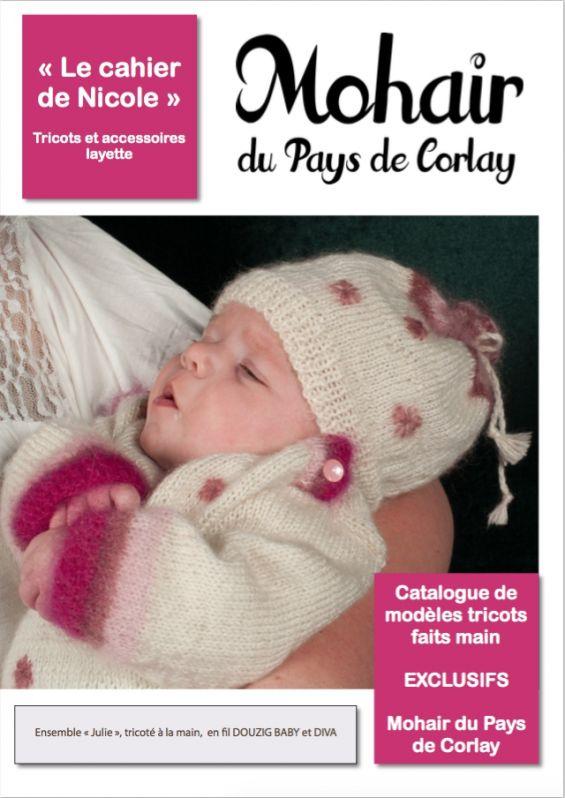 Modèles tricot Layette et enfant