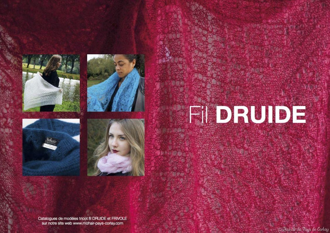 Catalogue produits 2017 - 2018