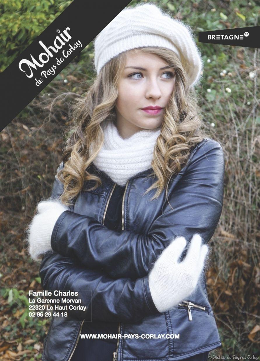 Notre catalogue produits Mohair du Pays de Corlay 2018 - 2019
