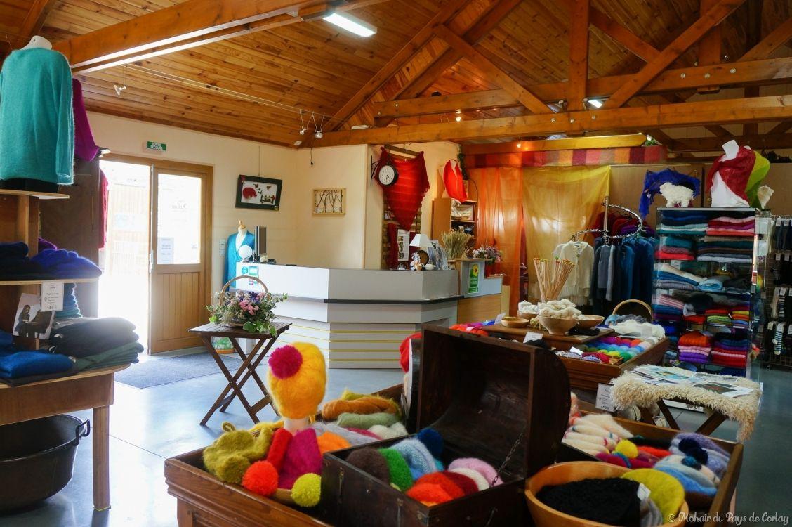 Notre Nouvelle boutique à la ferme