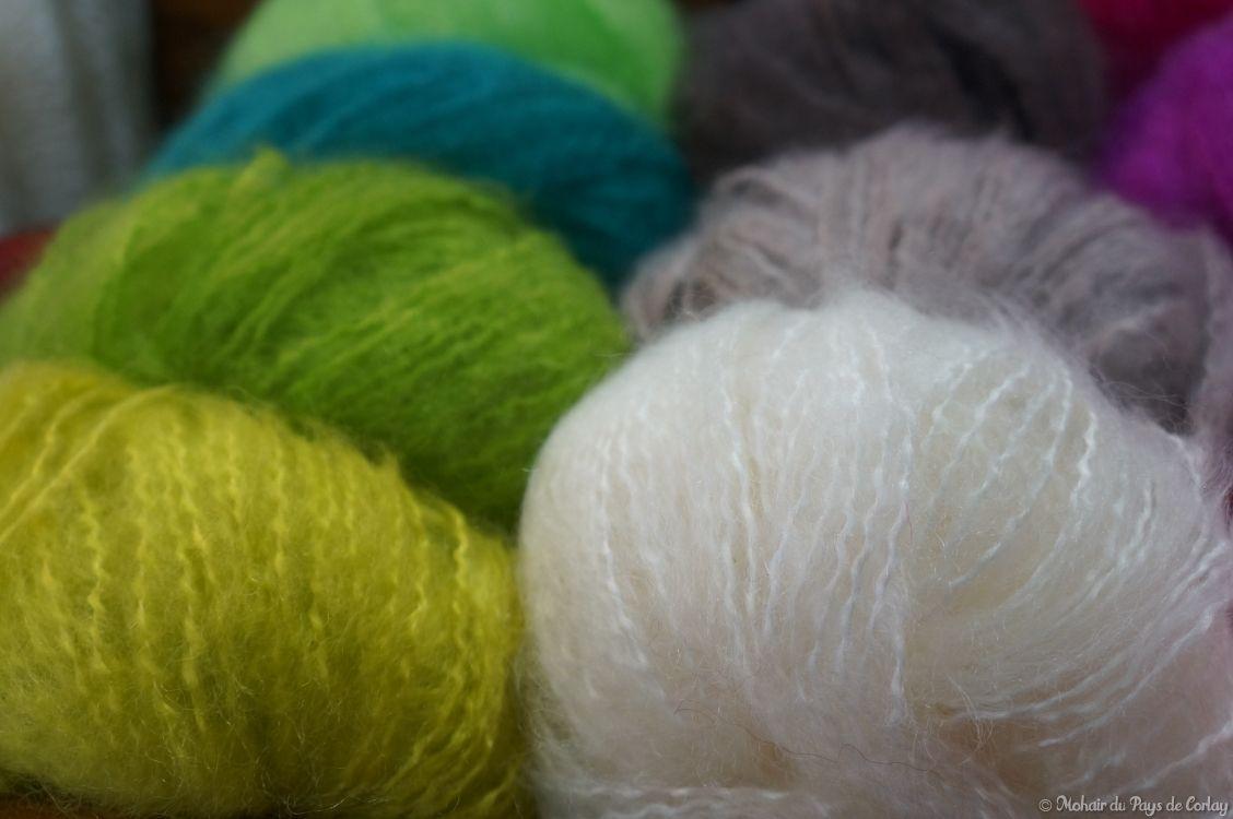 Fil à tricoter ARMOR