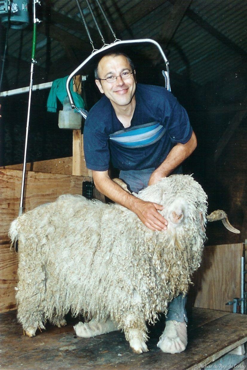 Alain, notre tondeur depuis 1994