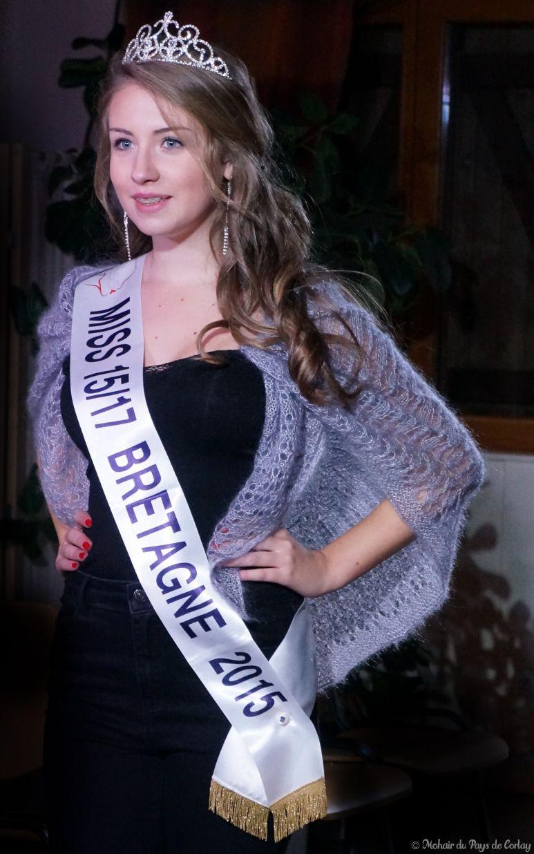 Julie Méhauté Miss 15/17 BRETAGNE 2015