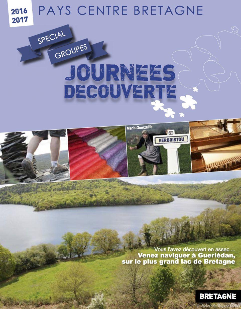 Brochure groupes Loudéac 2016
