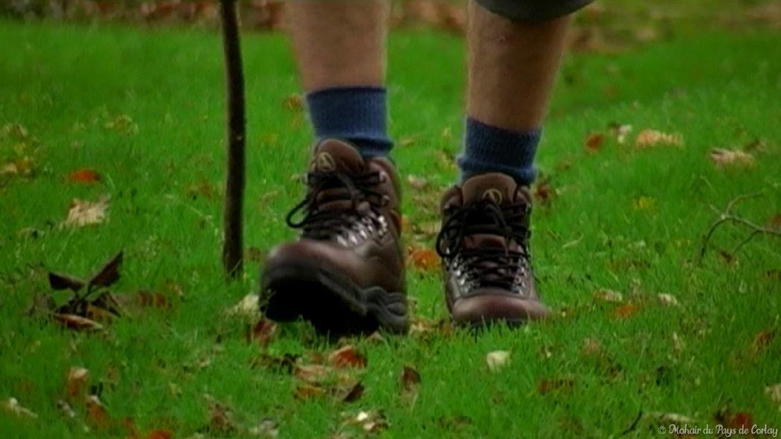Les chaussettes Triskel pour les randonneurs