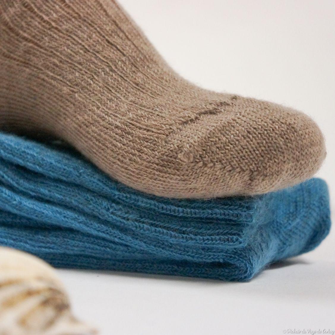 Les chaussettes Triskel unies